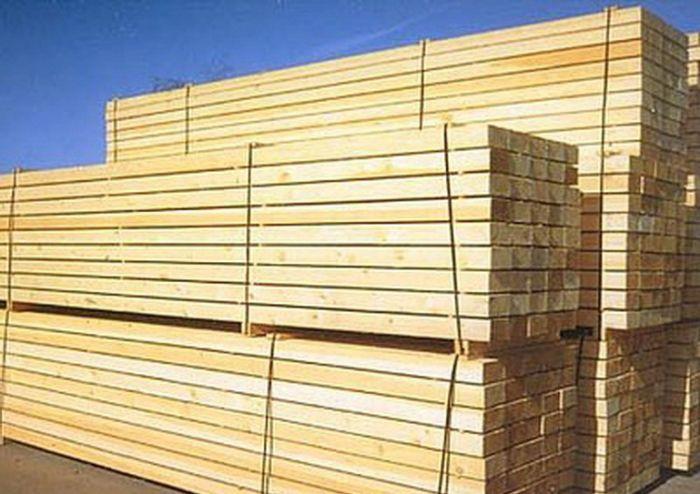 пиломатериалы применяемые в строительстве загородных домов