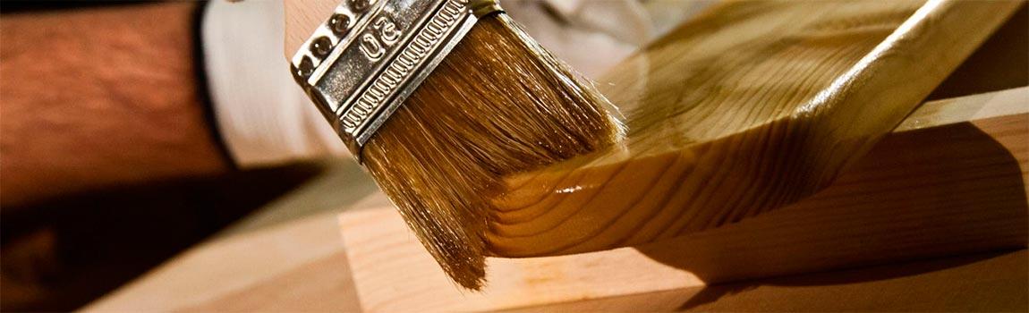 обработка древесины морилка нанесение