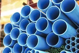 пластиковые трубы разных диаметров