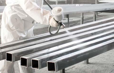цинкование металлоконструкций