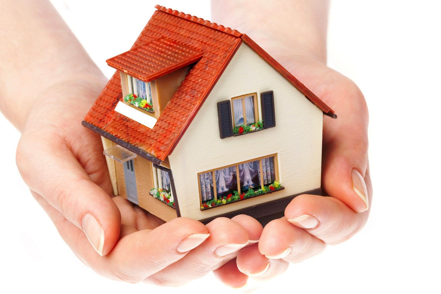 как защитить дом от огня