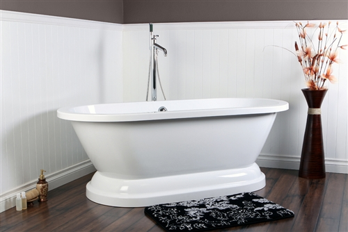 ванны акрилового типа