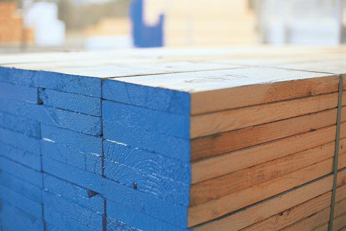 обработка и защита пиломатериалов
