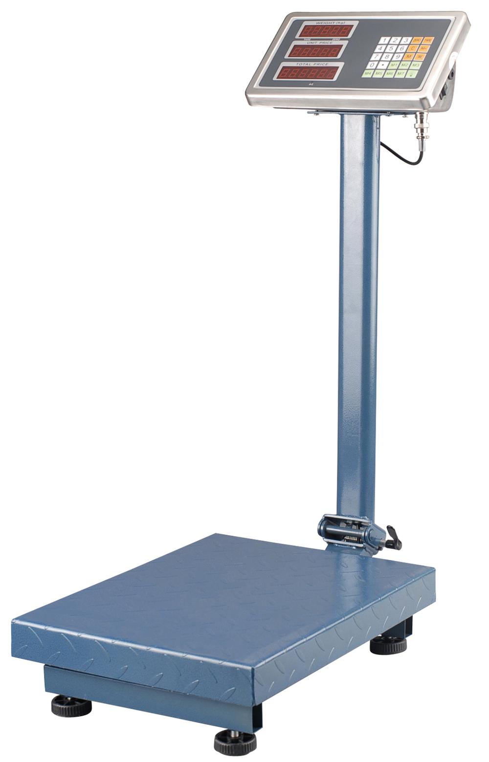 платформенные (товарные) электронные весы