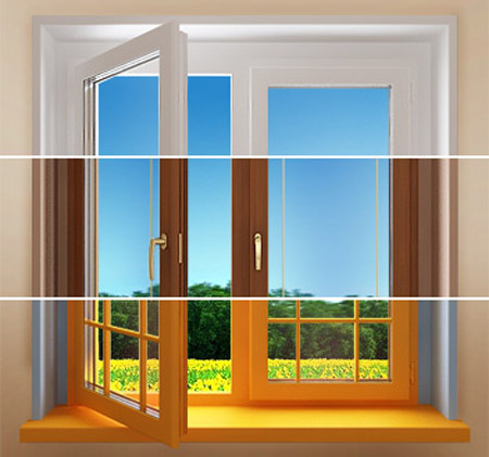 окна из пластика на картинке