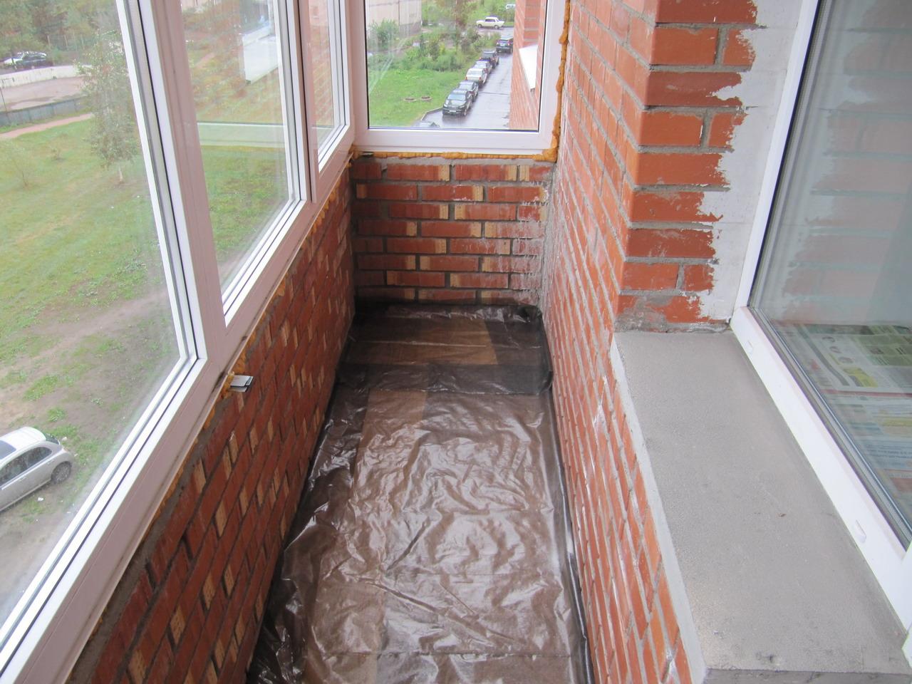 Как утеплить балкон изнутри своими руками пошаговая инструкц.