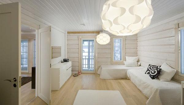 окна деревянные из Финляндии