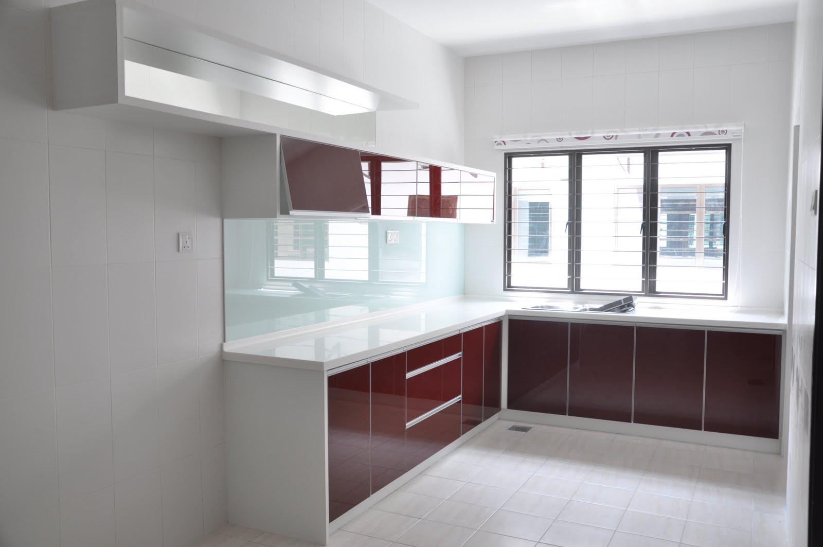 кухня - акриловый фасад