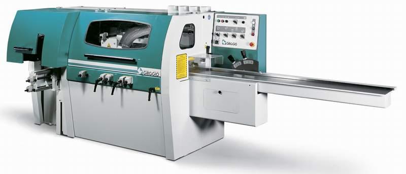 станок для обработки обрезной доски германия