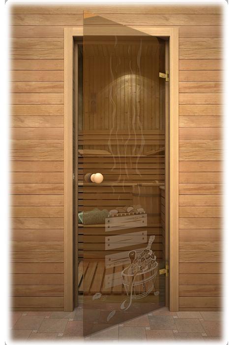 дверь для парилки стекло
