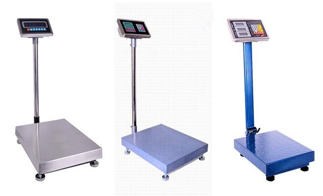 Платформенные электронные весы