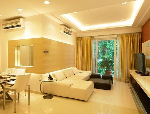 кондиционер и подвесной потолок